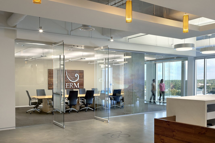 187 Environmental Resources Management Office By Stg Design