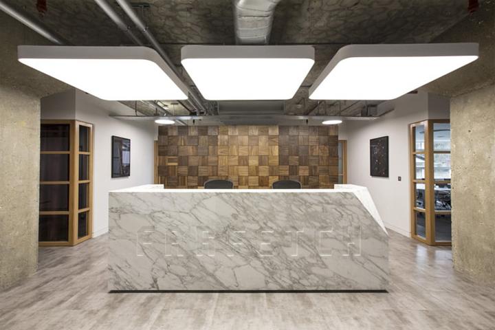 187 Farfetch Office By Studiofibre London Uk