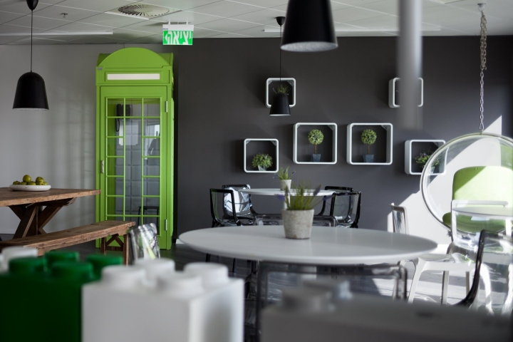 Houzz offices by ng interior design tel aviv israel - Houzz interior design ...