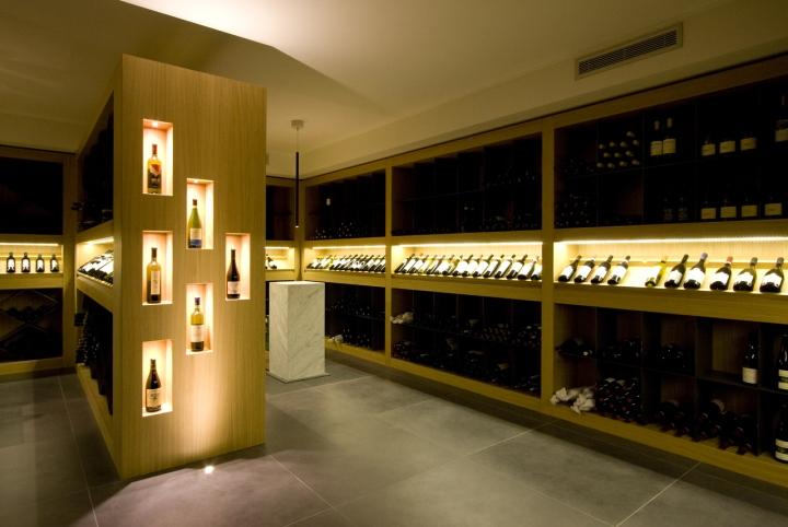 Inkiostro restaurant by Alessandro Codenotti, Parma – Italy » Retail Design Blog