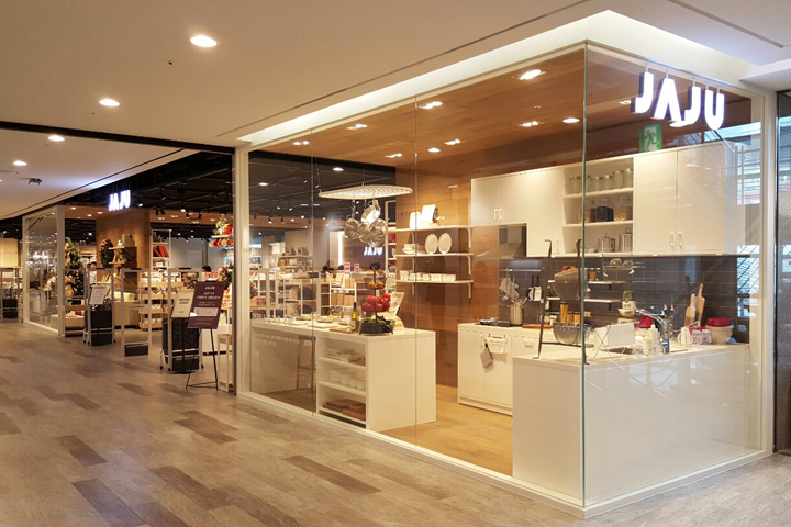 Jaju Lifestyle Store By Pira Design Seoul South Korea Retail Design Blog