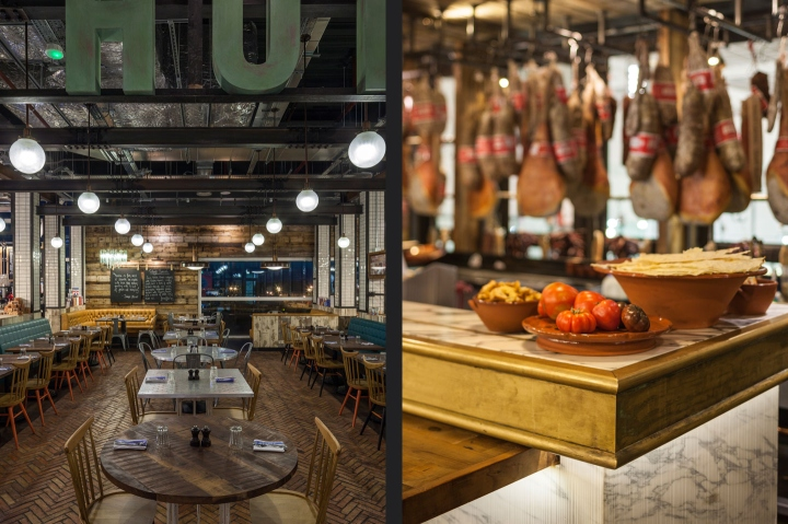 187 Jamie S Italian Restaurant At Gatwick Airport By