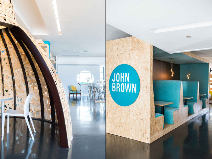 John Brown Media Offices By Inhouse Brand Architects Cape Town South Africa