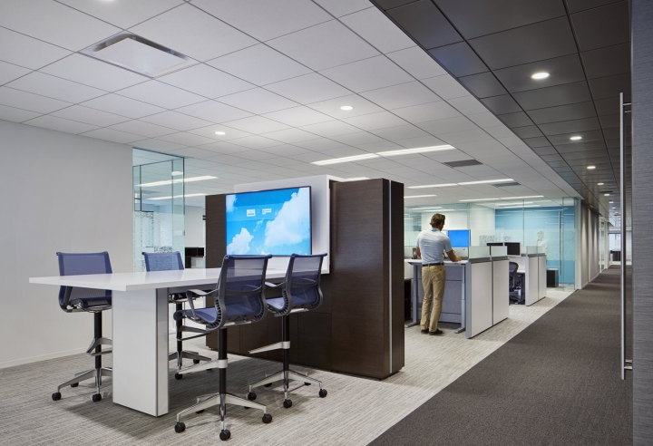 187 Lockton Offices By Cannondesign Chicago Illinois
