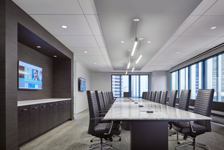 Lockton Offices By Cannondesign Chicago Illinois