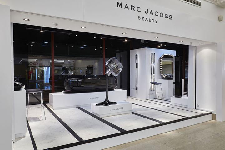 » Marc Jacobs Beauty x Harrods London by Chameleon Visual, London – UK a71b406a9864