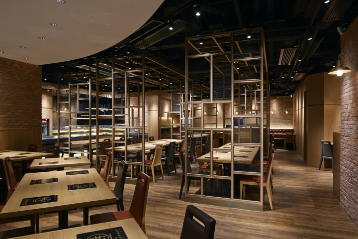 Nichigyu japanese hot pot restaurant by studio c hong kong