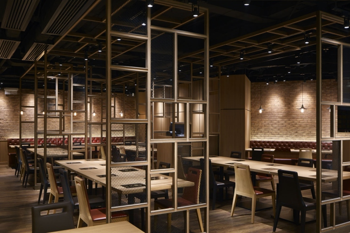 187 Nichigyu Japanese Hot Pot Restaurant By Studio C8 Hong Kong