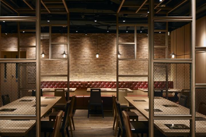 187 Nichigyu Japanese Hot Pot Restaurant By Studio C8 Hong Kong