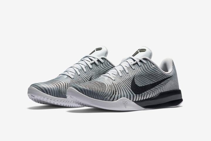 """Nike s basketball division adds a new model to Kobe Bryant s sneaker  lineage in the form of the Kobe Mentality 2. Outfitted in a sleek """"Wolf  Grey"""" colorway 21013092bc5"""