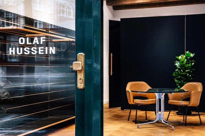 Olaf Hussein store, Amsterdam – Netherlands