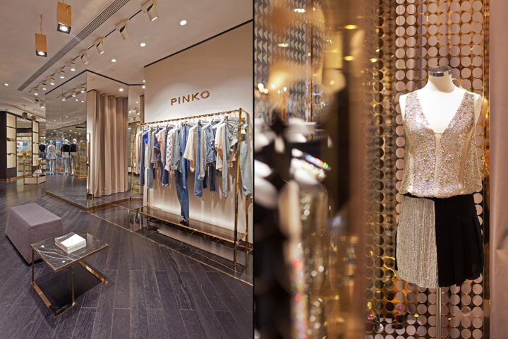 187 Pinko Boutique By Studio Matteo Colla Guangzhou China
