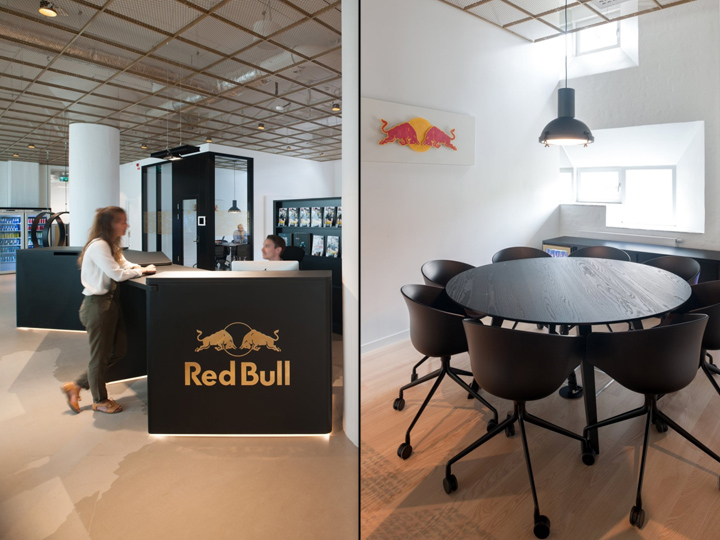 Red Bull Offices red bull officesps arkitektur, stockholm – sweden » retail