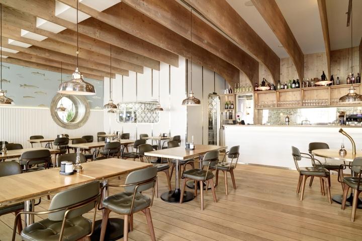 Restaurant hafen by susanne fritz architekten romanshorn