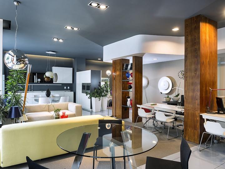 Silluzio Furniture Showroom By IVISTUDIO, Catania U2013 Italy