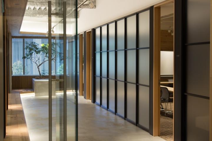 Sojitz reit advisors office by canuch tokyo japan for Office design japan