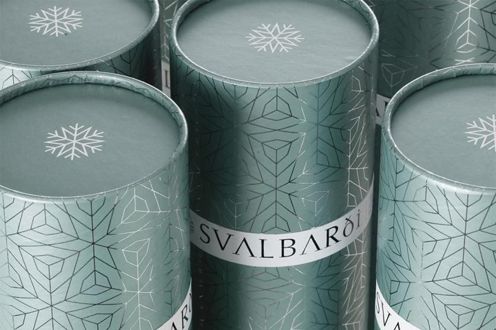 187 Svalbardi Iceberg Water Brand And Packaging Design By