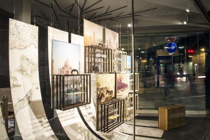 187 Tandem Luxury Travel Windows By Mateo Fumero Barcelona