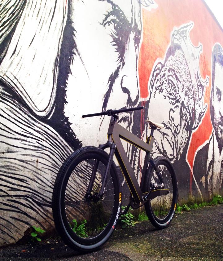 urban bike 10 by by roberto romagnoli for offiseria
