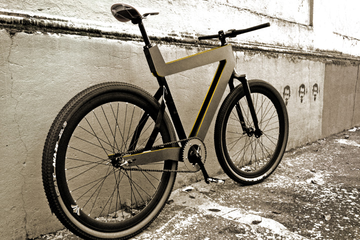 urban bike 10 by by roberto romagnoli for offiseria