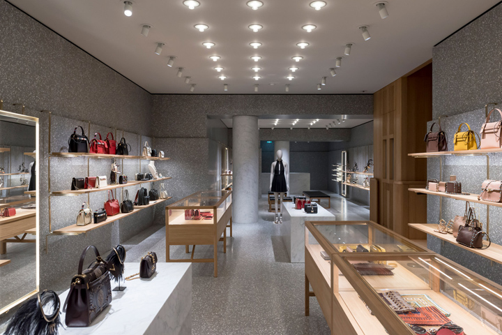187 Valentino Flagship Boutique By David Chipperfield
