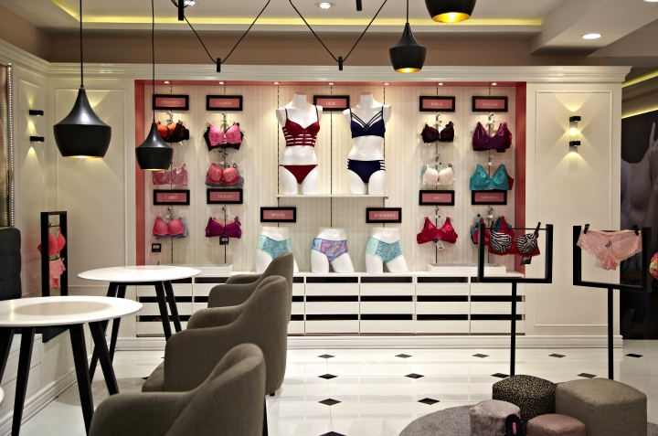 187 Zivame Lingerie Store By Restore Bangalore India