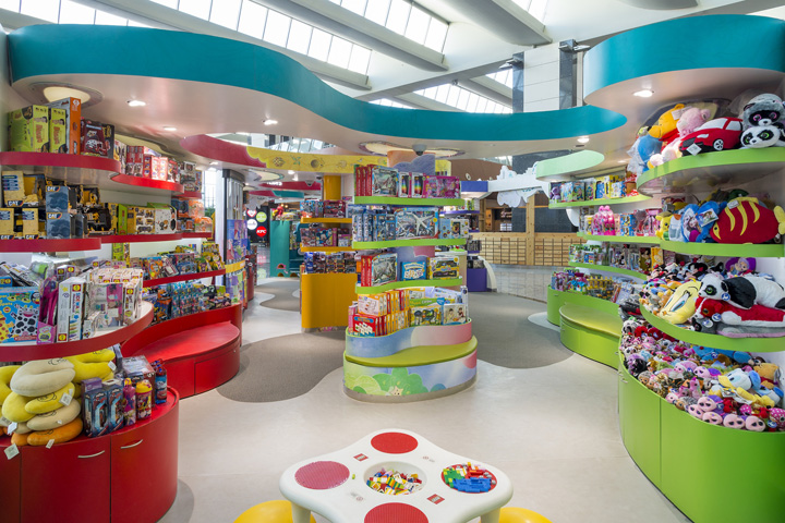 Captivating Foleydesigns Has Created The Space From Drawing Board To Reality To Keep  Children U201chappyu201d While Engaging Them In To The Store.