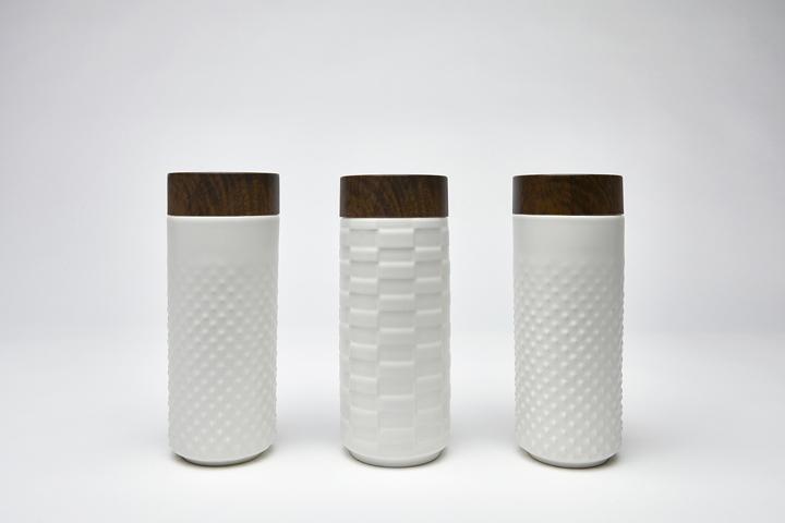 Acera Travel Mugs by Hangar Design Group