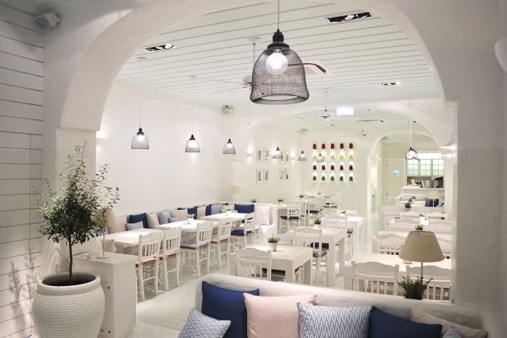 187 Alati Restaurant By Zisis Papamichos Singapore