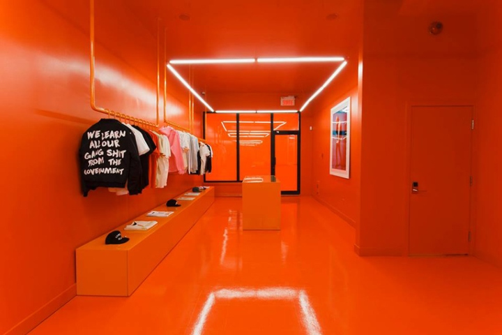 Atelier new regime store montreal canada retail for Color design hotel 75012