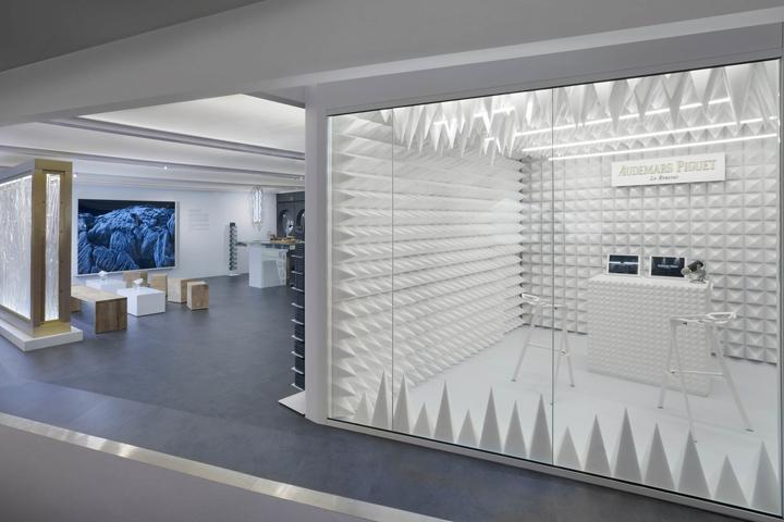 Audemars Piguet Lounge At Art Basel By Sebastian Errazuriz Hong Kong