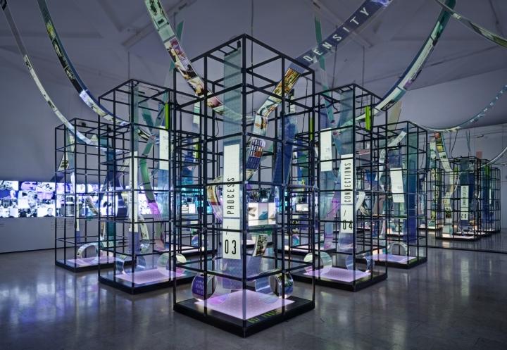 B&B Italia / The Perfect Density installation by Migliore+Servetto ...