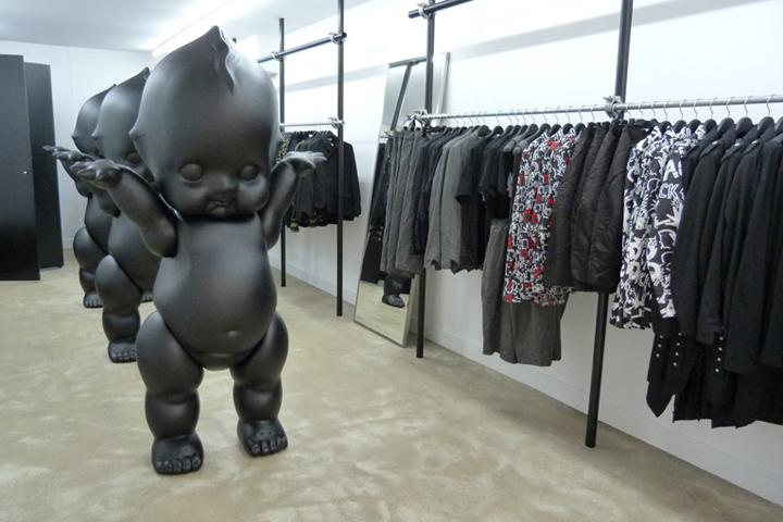 Black Comme Des Gar 231 Ons Shop Amsterdam Netherlands