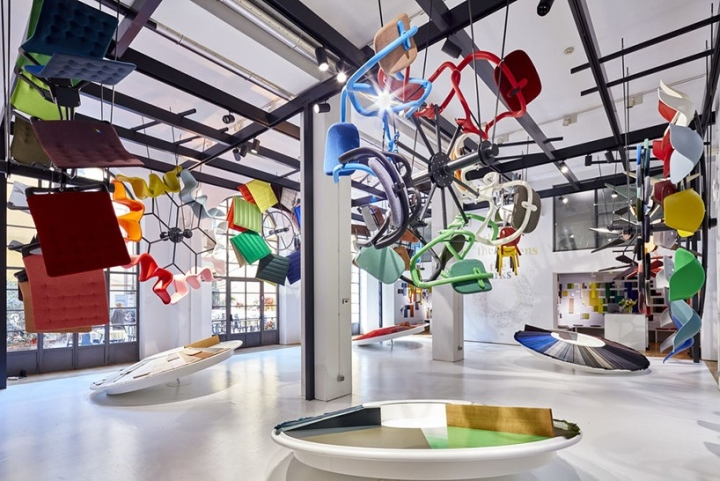 The Most Exciting Design Events that You Must Attend Design Events The Most Exciting Design Events that You Must Attend Colour Machine installation at Milan Design Week 2016 by Hella Jongerius Milan Italy 02