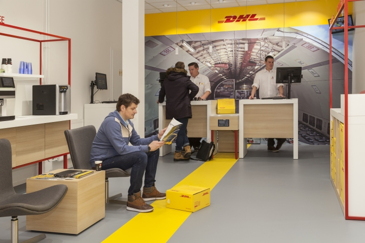 Retail Is Becoming More Important To DHL Therefore They Have Begun Work With Tchai Specialists In Store Design And Consumer Behaviour