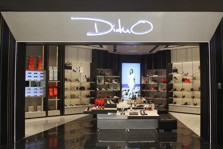 Diduo Footwear store by Prospace Asia, Fuzhou – China