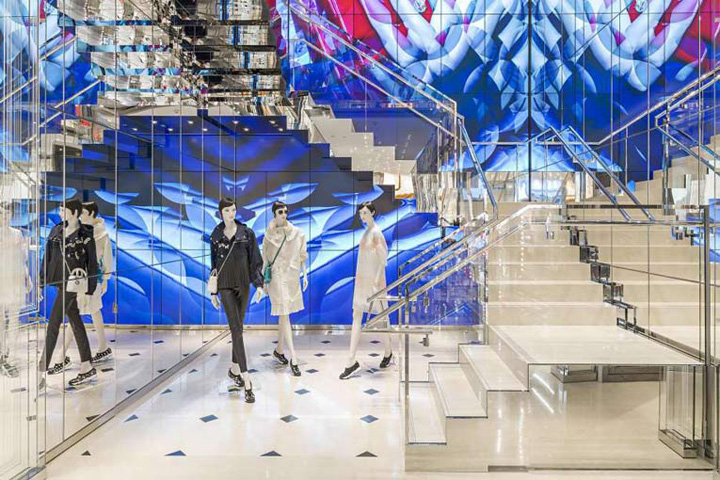 » Dior flagship store by Peter Marino, San Francisco – California f1aaa3be894