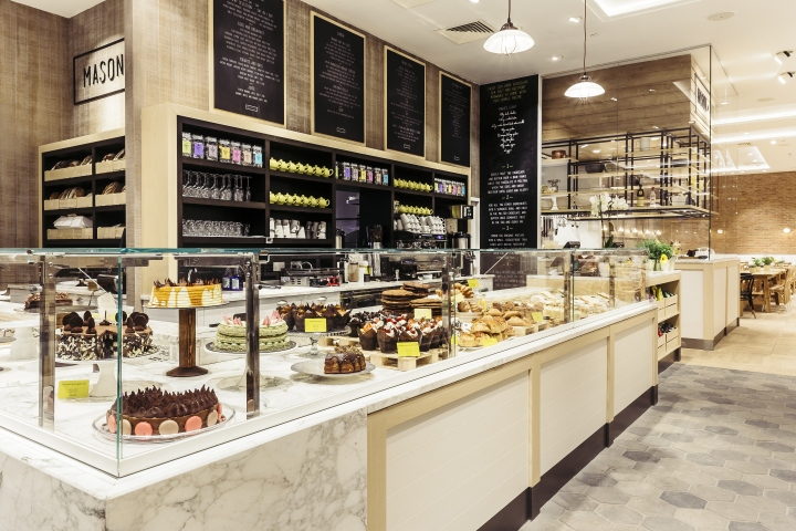 Fenwick food hall by cada design newcastle uk retail Hotel interior designers newcastle