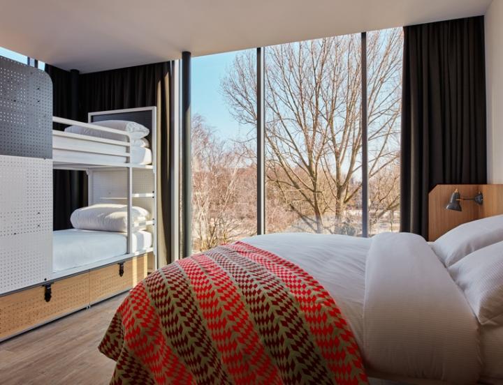 Generator hostel by Design Agency, Amsterdam – Netherlands » Retail Design Blog