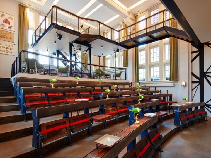 Generator hostel by design agency amsterdam netherlands for Design agencies amsterdam