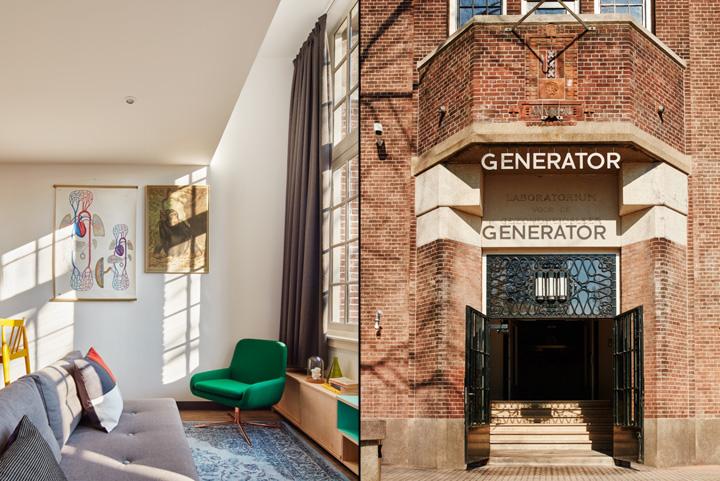 » Generator hostel by Design Agency, Amsterdam – Netherlands
