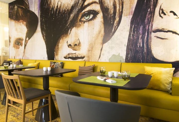 Gourmet Bar by Kitzig Interior Design Munich Germany Retail