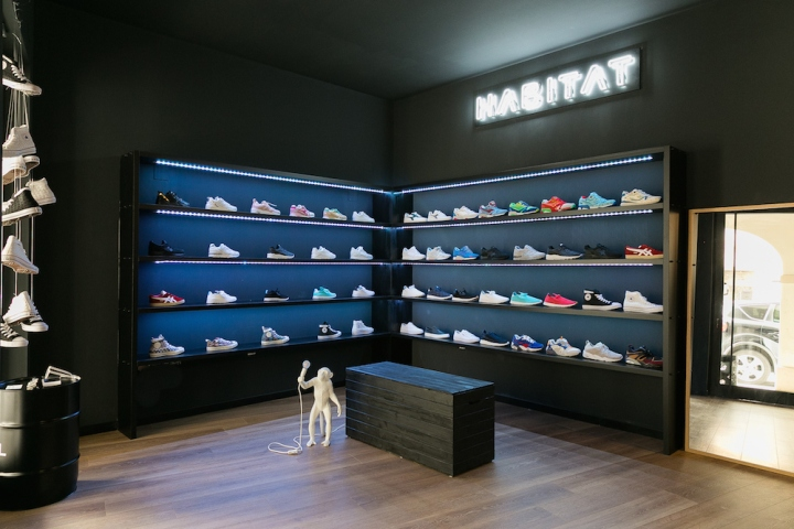 187 Habitat Store By The Reflection Studios Treviso Italy