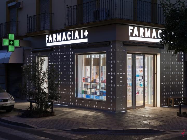 » I+ Pharmacy by Marketing-Jazz, Sevilla - Spain