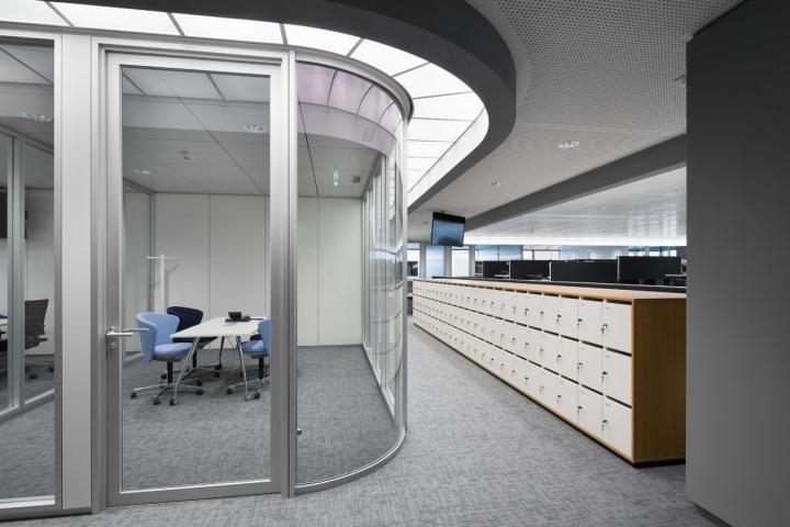 Architekten In Frankfurt iocc lufthansa center by pielok marquardt architekten