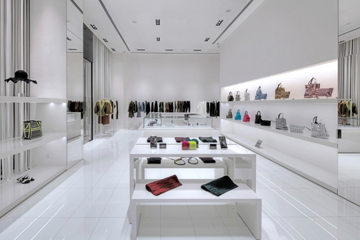 issey miyake store chengdu china retail design blog. Black Bedroom Furniture Sets. Home Design Ideas