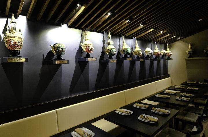 187 Jasmine Thai Restaurant By Relativity Architects