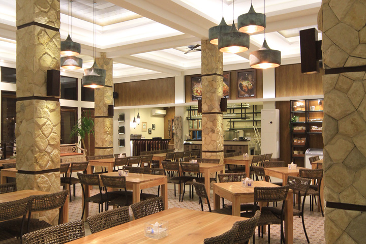 Seafood retail design blog for Interior design jakarta