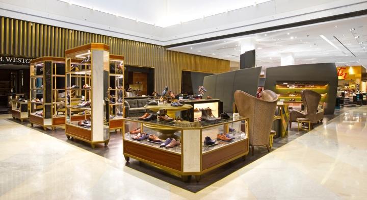 187 Level Shoe District Mens Department By Shed Dubai Uae