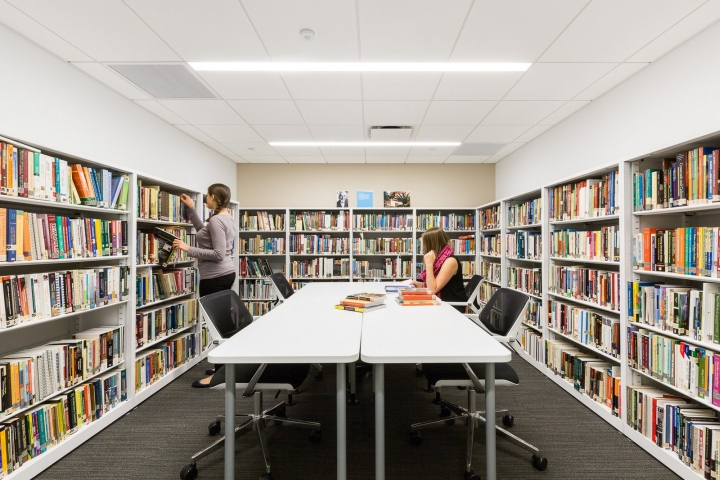 » Macmillan Publishers offices by TPG Architecture, New ...